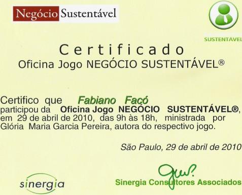 Jogo Negócio Sustentável_Certificado
