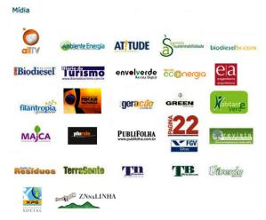 Apoio da Habitante Verde na Eco Business 2010