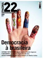 Revista Página 22 - Abril de 2011