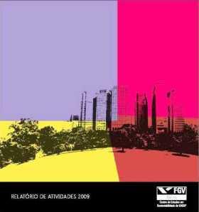 Relatório de Atividades do GVces de 2009